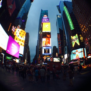 #NYC #timessquare #アメリカ #ニューヨーク #タイムズスクエア