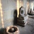 アンコール ワット 首なし仏像