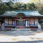 別府 八幡朝見神社