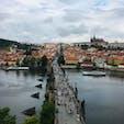 Prague, Czech Republic🇨🇿  カレル橋とプラハ旧市街