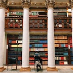 📍The National Library of Finland / Helsinki