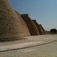 ウズベキスタン。アルク城。
