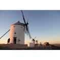 #スペイン #カンポ・デ・クリプターナ #ドン・キホーテ #風車の丘 #ラ・マンチャ #風車群 #Spain  #campodecriptana #windmill #Molinodeviento