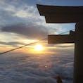 #富士山 #山梨 #静岡 #雲海 #日本一の山 #ご来光
