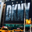 New York/Houston St. & Broadway  今はもうなくなってしまった、ニューヨーク・ソーホーのシンボリックな壁画。