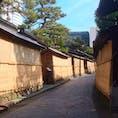 金沢。長町武家屋敷跡
