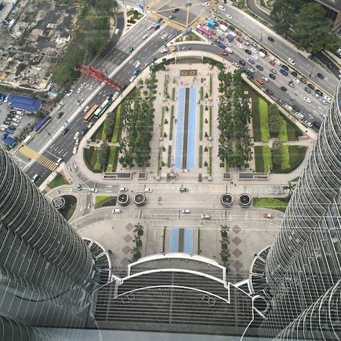 ペトロナス・ツインタワー