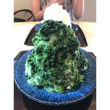 これは絶品のかき氷でした😌 #箱根湯本 #茶のちもと