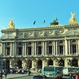 オペラ座 #パリ #オペラ座 #ガニエル宮