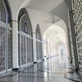 ブルーモスク回廊