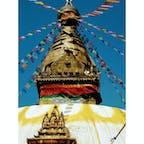 ネパール カトマンズの寺院