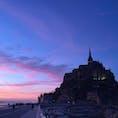 France🇫🇷 Mont Saint-Michel