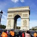 凱旋門 #パリ #凱旋門