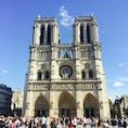 ノートルダム大聖堂 #パリ #ノートルダム大聖堂