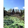 Indonesia🇮🇩Bali Saraswati temple(Ubud Water Palace)
