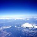日本🇯🇵 飛行機からの景色