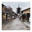 2018.3.19 京都 二寧坂 小学生の頃からの友達との卒業