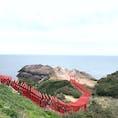 #元乃隅稲成神社 #山口 #鳥居