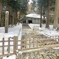 2月 岩手県 中尊寺金色堂