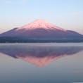 #富士山 #河口湖 #山梨県 2014年5月  #ダイヤモンド富士